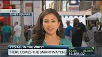 Samsung: It's all in the wrist