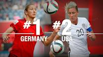 World Cup Soccer Showdown With American Pride on Display