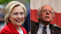 Yahoo News Live: Hillary and Bernie set to square off
