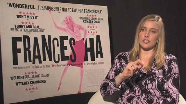Frances Ha - Star Interview