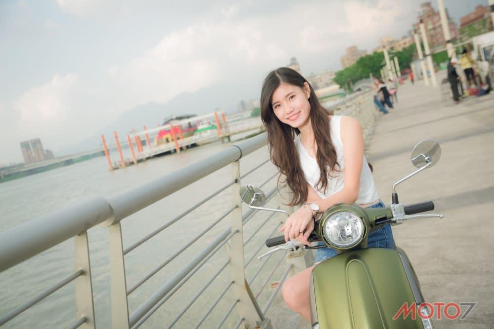 騎著自己的愛車,來趟消除煩惱的都市輕旅遊吧!