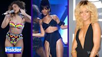 Rihanna Fires Back After Being Slammed by TLC