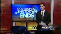 Federal workers in Kentucky hit hard by shutdown