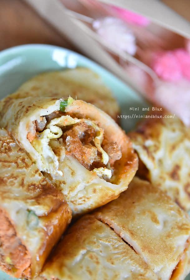 台中文華高中蛋餅 傳統古早味早餐07