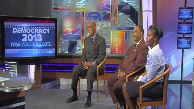 Detroit mayoral candidates discussion, part 1