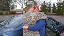 Benicia mother feeds son stationed in Afghanistan