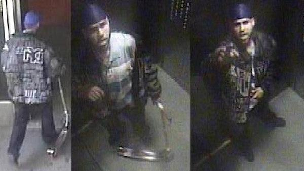 Suspect's photo released in Brooklyn arsons