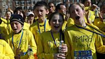 Boston Strong: City's spirit on display as 2014 marathon begins