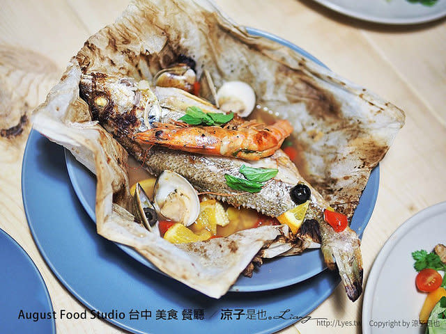 August Food Studio 台中 美食 餐廳 15
