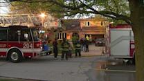 RAW: Tinley Park fire aftermath