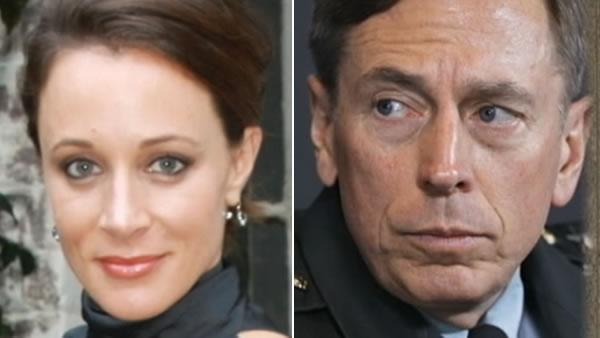Official: Petraeus paramour emailed woman in Fla