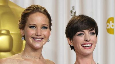 Emotions Run High Backstage at the Oscars