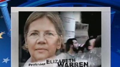 Warren Attacked For Supporting 'Occupy' Movement