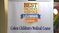 Holiday donations help a children's hospital
