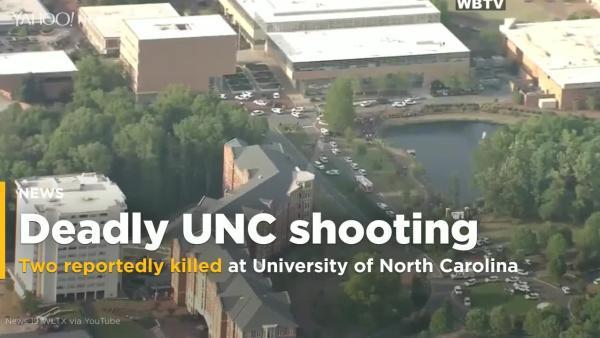 70e15ec6 2 dead, 4 injured in North Carolina campus shooting