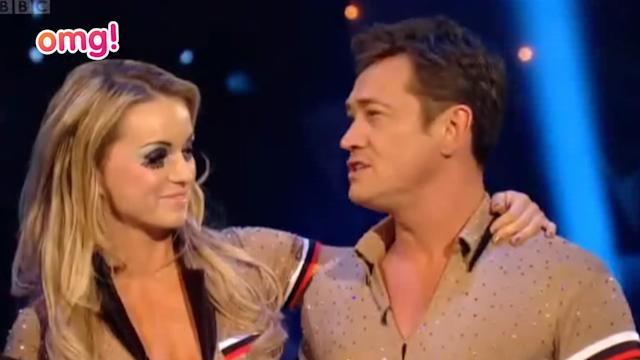 Sid Owen's out of Strictly Come Dancing