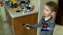 6-year-old's 911 call leaves responders 'in awe'