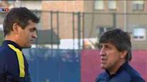 Vilanova reported to have suffered cancer relapse