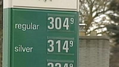 Gas Prices Reach $3 Mark
