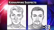 Sketches released of suspects in alleged abduction