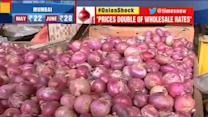 Retail onion prices soar across cities