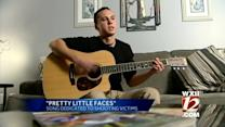 Wilkes teenager writes song in honor of Newtown children