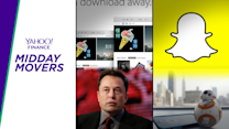 Tesla's tough talk for Apple and Snapchat's Star Wars marketing