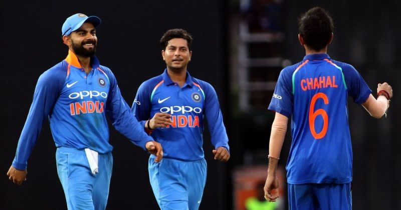 Both Kuldeep Yadav and Yuzi Chahal are being backed well by the skipper