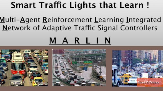 University of Toronto Post-Doc Creating Better, Smarter Traffic Lights