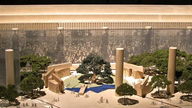 Eisenhower kin say memorial design