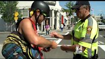 I-Team: Bicycle Citations Up, Accidents Down In Brookline