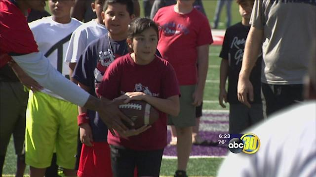 'Bulldog Youth Experience Day' a success