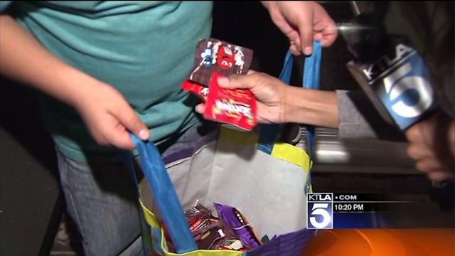 2 Kids Possibly Sickened by Tainted Halloween Candy