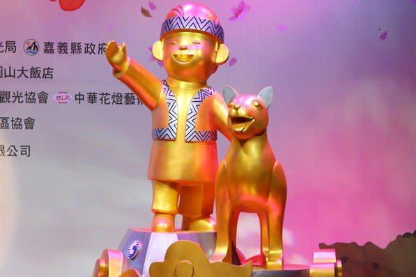 2018台灣燈會主燈高達21公尺 (圖/2018台灣燈會在嘉義)