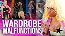 6 OMG Celeb Wardrobe Malfunctions (Dirty Laundry)
