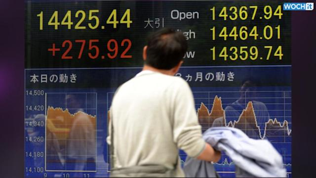 Asian Stocks Higher After Record Wall Street Close