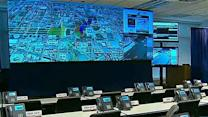 Command center keeps close eye on security for inauguration