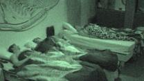 Big Brother - Feed Clip: Snoring While Sleeping