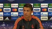 Leave Bale alone and let him settle, Ronaldo urges