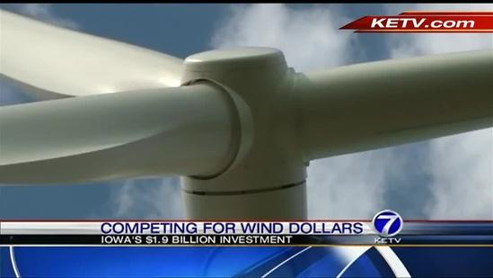 Residents in southeast Nebraska worried about windmills