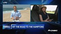 Hit the road to the Hamptons