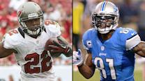 Doug Martin vs Calvin Johnson
