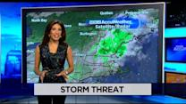 WBZ AccuWeather Forecast for August 6
