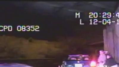 Video Released Of Crash That Injured Officer
