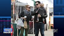 Hilary Duff Is Camera-Crazy for Son Luca