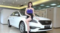 Lucy愛車-Hyundai Sonata