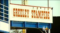 Flooding Threat Didn't Stop Greeley Stampede Tradition