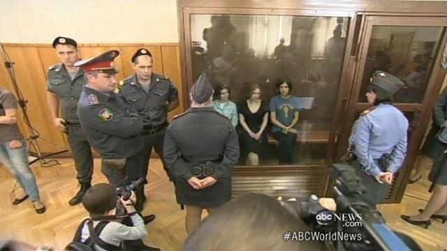 Punk Band Sentencing in Russia: Obama Weighs In