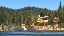 Nevada County Wildfire Stands at 30 Percent Contained
