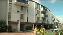 Fire Prompts Huge Condo Complex Evacuations